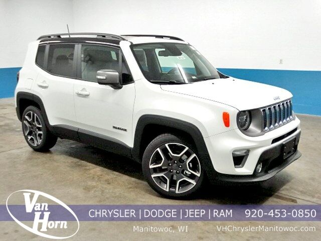 2019 Jeep Renegade LIMITED FWD Plymouth WI