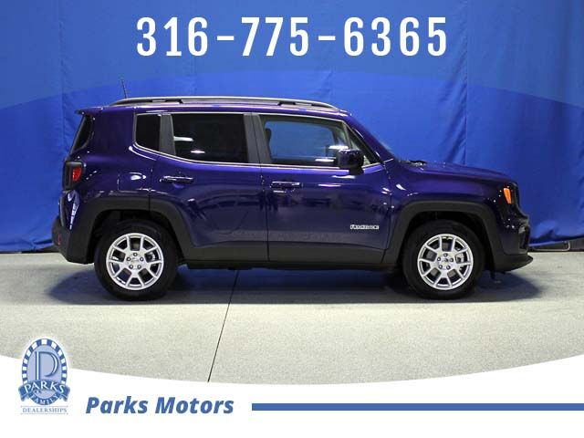 2019 Jeep Renegade Latitude Wichita KS