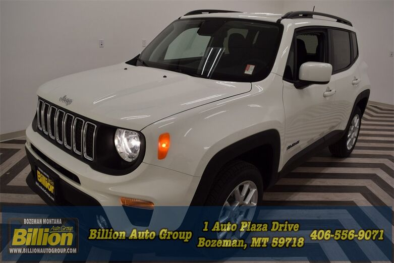 2019 Jeep Renegade Latitude Bozeman MT