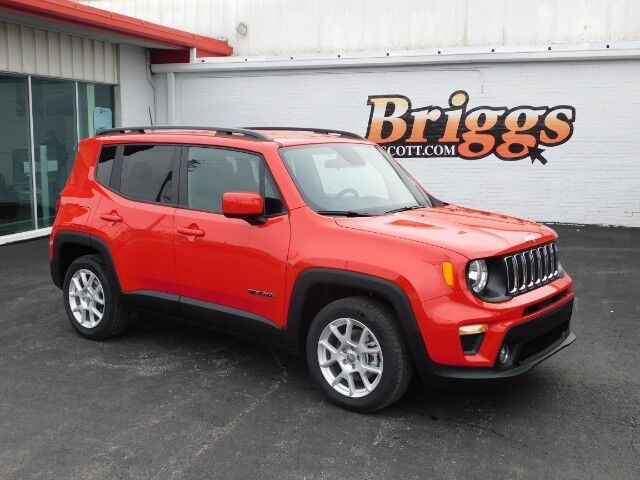 2019 Jeep Renegade Latitude FWD Fort Scott KS