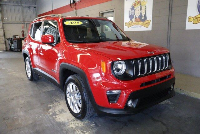 2019 Jeep Renegade Latitude Winter Haven FL