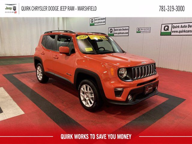 2019 Jeep Renegade Latitude 4x4 Marshfield MA