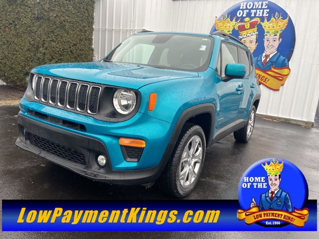 2019 Jeep Renegade Latitude Shelby OH