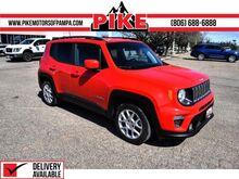 2019_Jeep_Renegade_Latitude_ Pampa TX