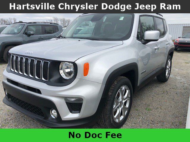 2019 Jeep Renegade Latitude Raleigh NC