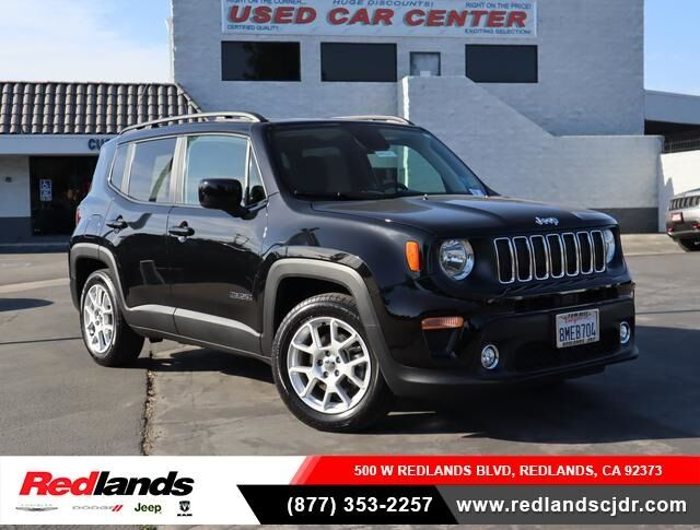 2019 Jeep Renegade Latitude Redlands CA