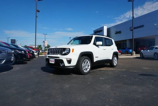 2019 Jeep Renegade Latitude Rio Grande City TX