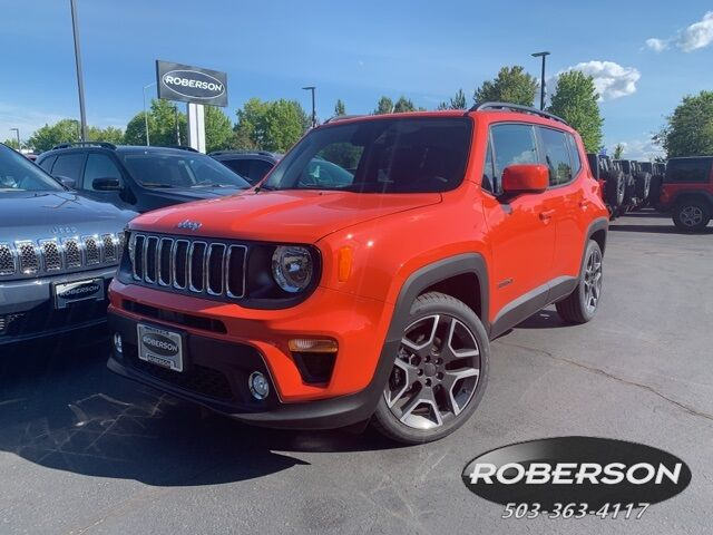 2019 Jeep Renegade Latitude Salem OR