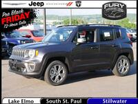 Jeep Renegade Limited 4x4 2019