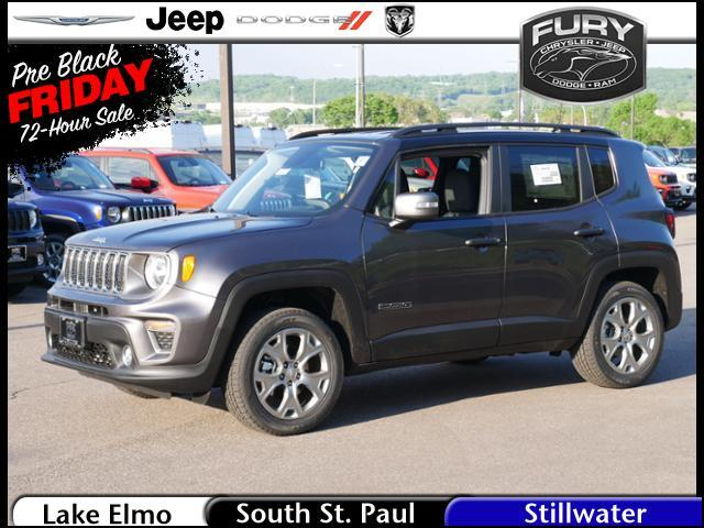 2019 Jeep Renegade Limited 4x4 St. Paul MN