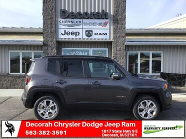 2019_Jeep_Renegade_Limited_ Decorah IA