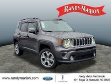 2019_Jeep_Renegade_Limited_ Hickory NC
