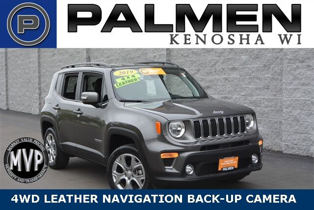 2019 Jeep Renegade Limited Kenosha WI