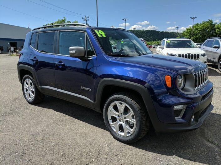 2019 Jeep Renegade Limited Owego NY