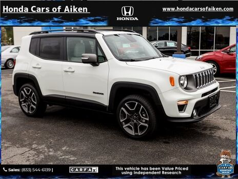 2019_Jeep_Renegade_Limited_ Aiken SC