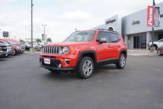 2019 Jeep Renegade Limited Weslaco TX