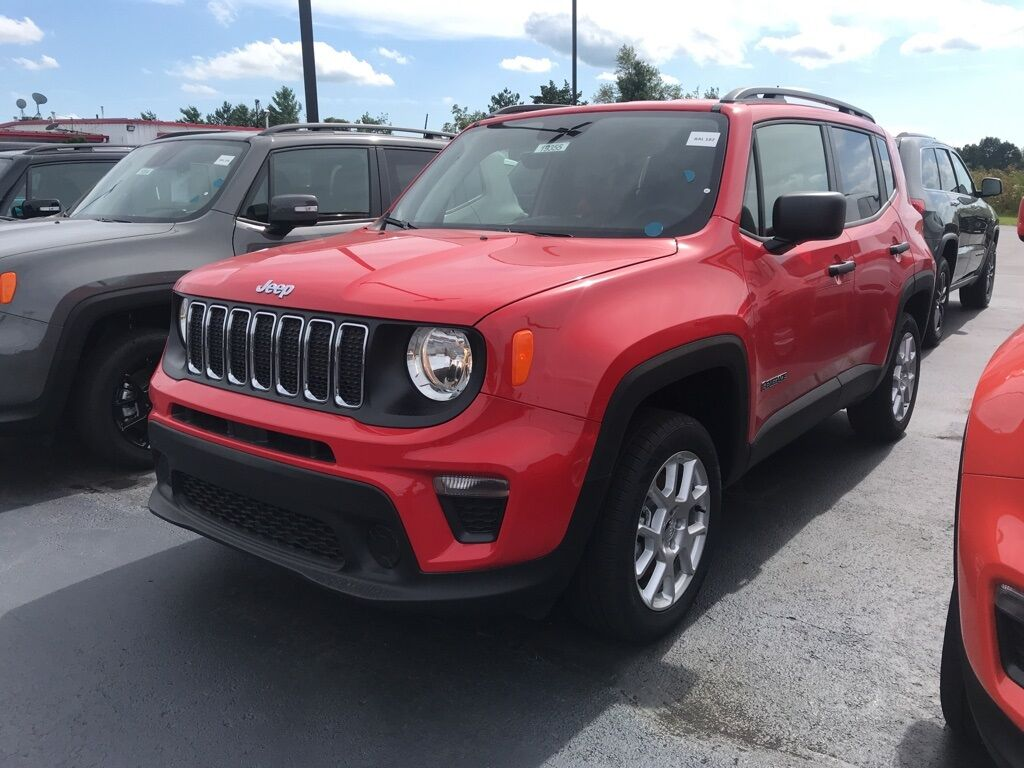 2019 Jeep Renegade SPORT 4X4 Shelby OH