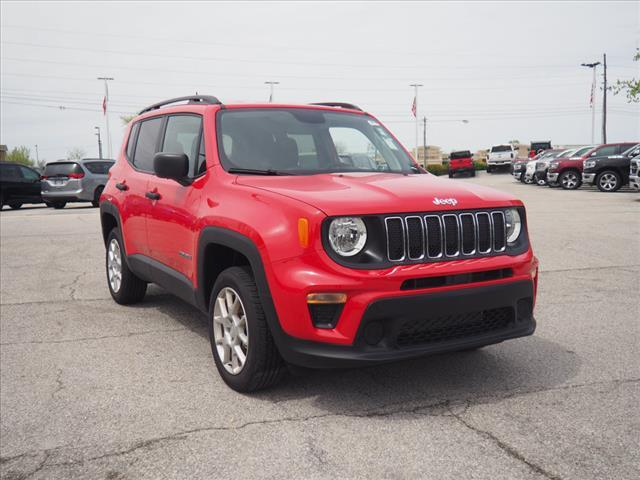 2019 Jeep Renegade SPORT 4X4 Plainfield IN