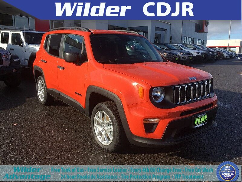 2019 Jeep Renegade SPORT 4X4