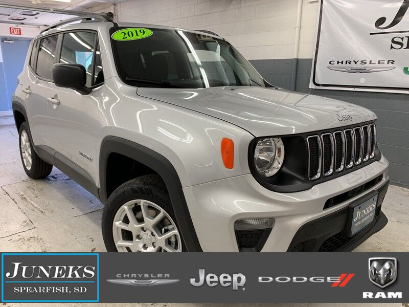 2019 Jeep Renegade SPORT 4X4 Spearfish SD