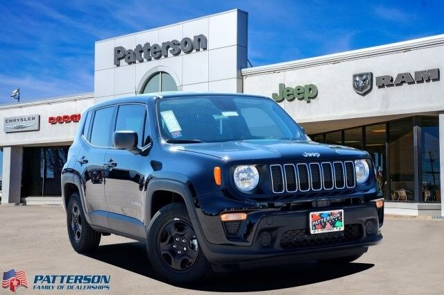 2019 Jeep Renegade Sport Wichita Falls TX