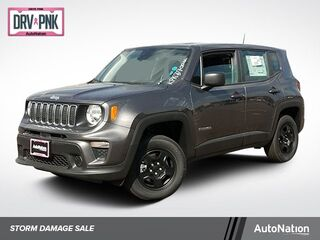 2019_Jeep_Renegade_Sport_ Littleton CO