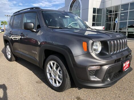 2019_Jeep_Renegade_Sport_ McAllen TX