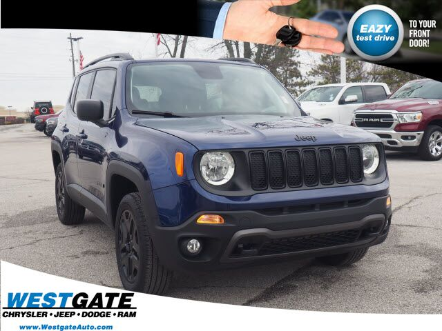 2019 Jeep Renegade Sport Plainfield IN