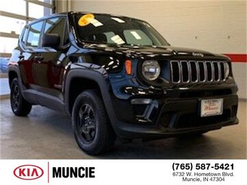 2019_Jeep_Renegade_Sport_ Richmond KY