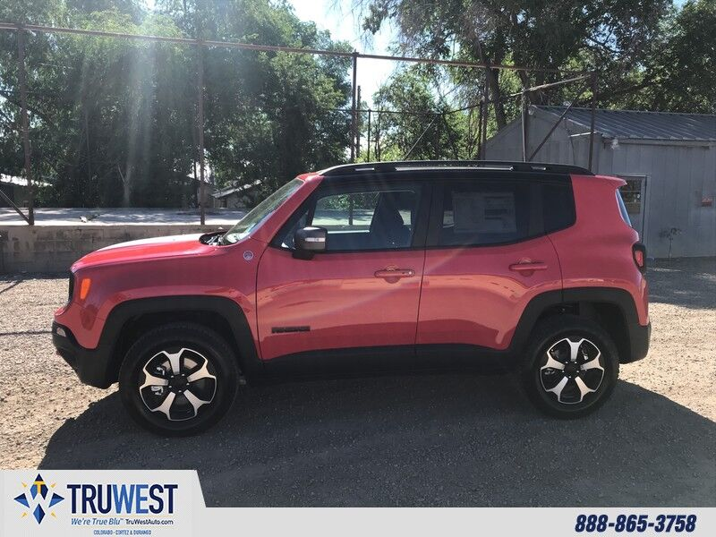 2019 Jeep Renegade TRAILHAWK 4X4 Cortez CO