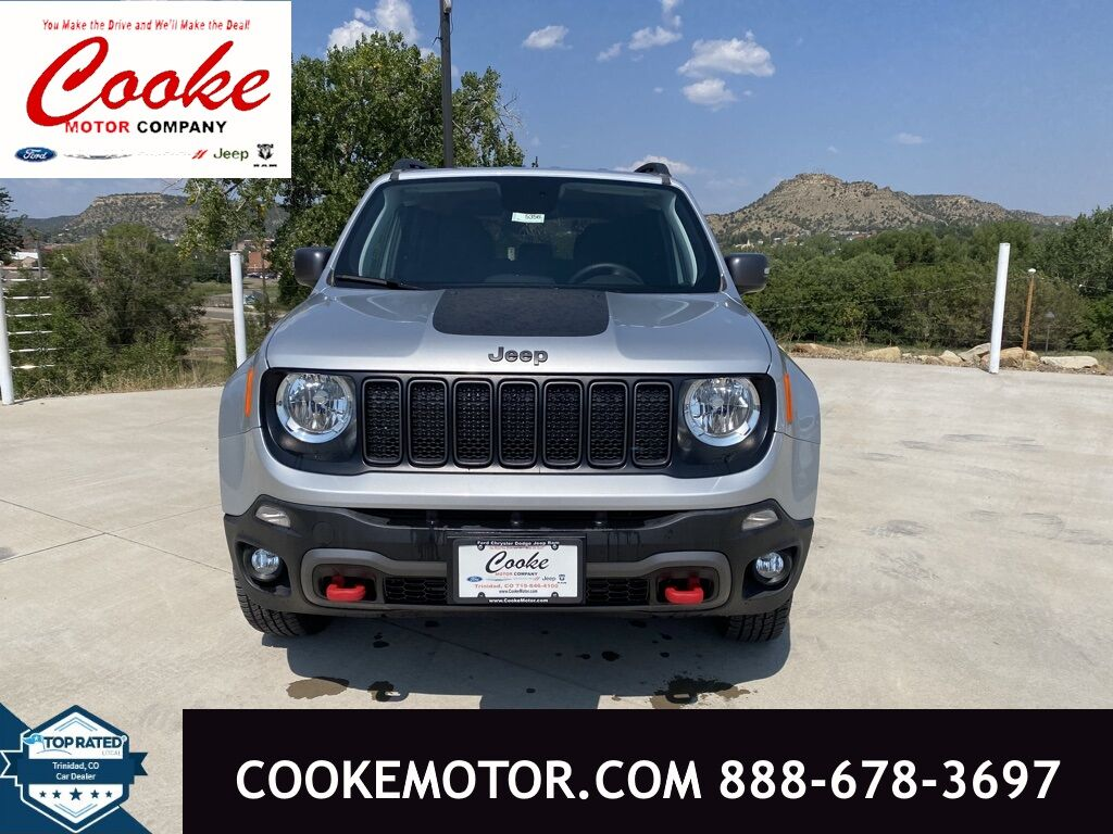 2019 Jeep Renegade TRAILHAWK 4X4 Trinidad CO