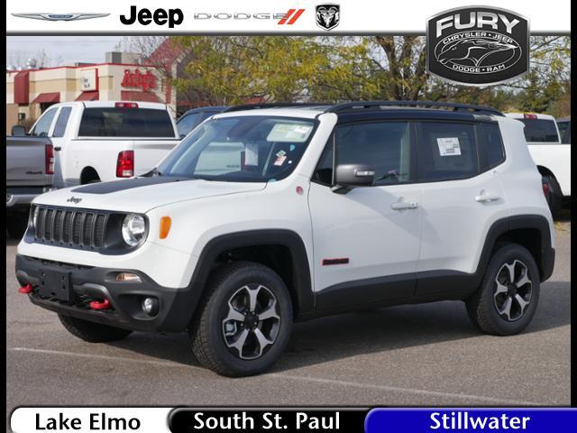 2019 Jeep Renegade Trailhawk 4x4 Stillwater MN