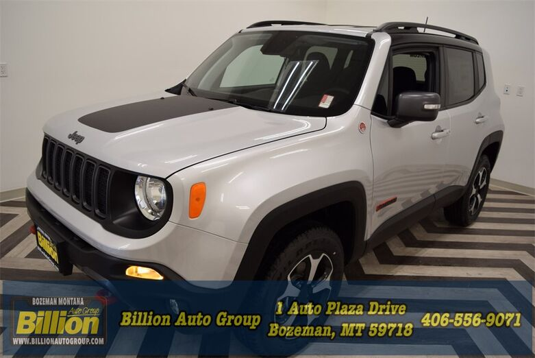 2019 Jeep Renegade Trailhawk Bozeman MT