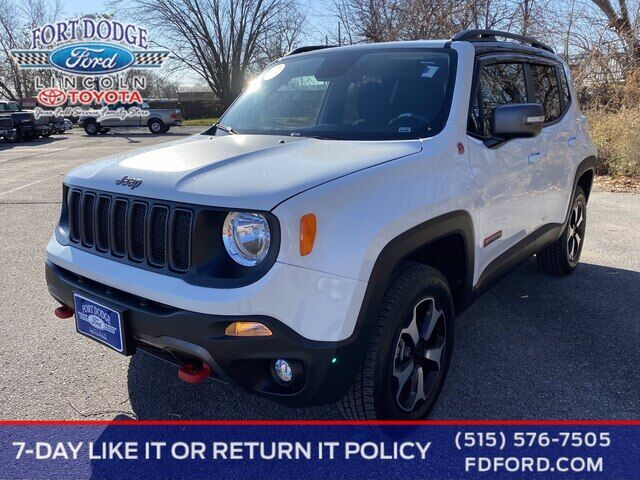 2019 Jeep Renegade Trailhawk Fort Dodge IA