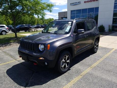 2019 Jeep Renegade Trailhawk Milwaukee and Slinger WI