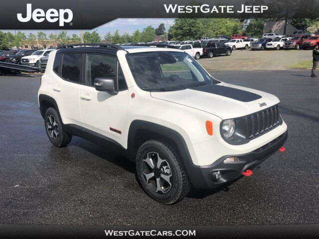 2019 Jeep Renegade Trailhawk Raleigh NC