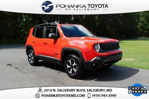 2019_Jeep_Renegade_Trailhawk_ Salisbury MD