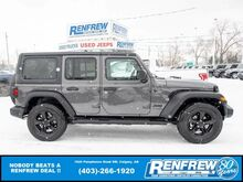 2019_Jeep_Wrangler JL Unlimited_**FLASH SALE** Sport 4x4, Remote Start, Heated Seats, Backup Camera_ Calgary AB
