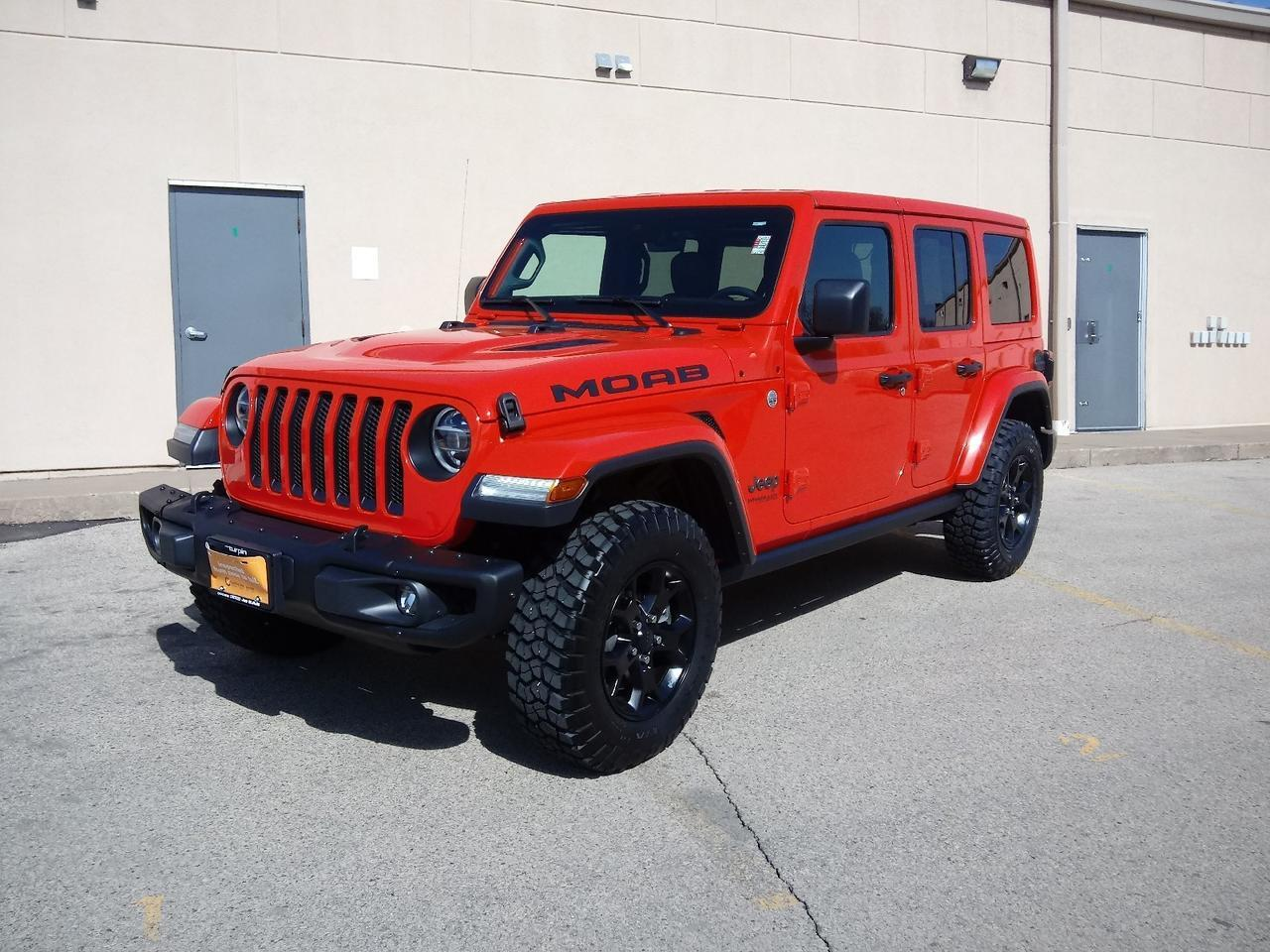 2019 Jeep Wrangler Moab Dubuque IA