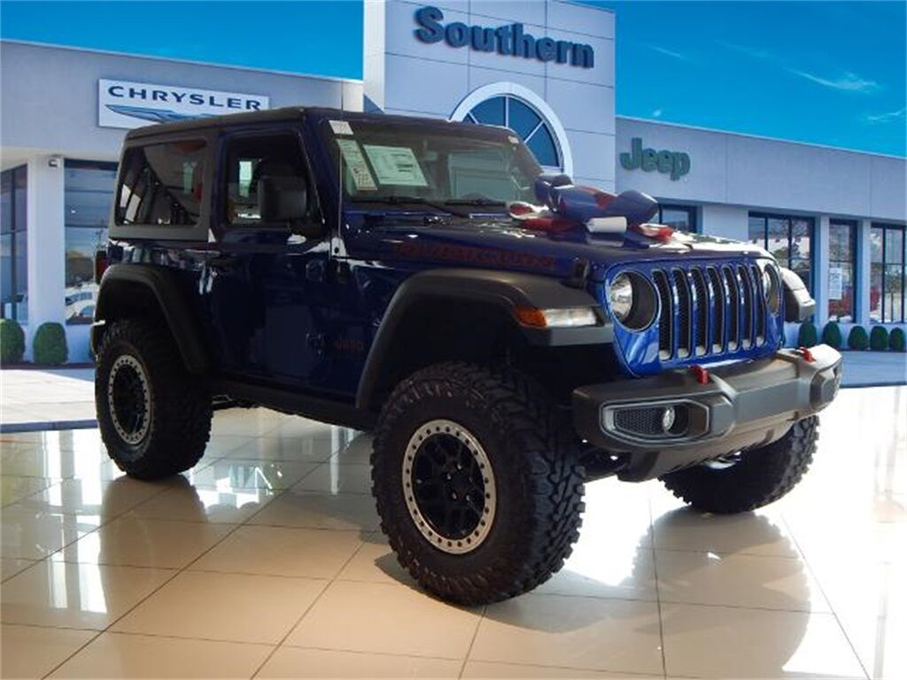 2019 Jeep Wrangler Rubicon Chesapeake VA