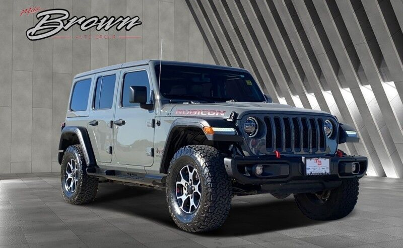 2019 Jeep Wrangler Rubicon Granbury TX