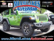 2019 Jeep Wrangler Rubicon Miami Lakes FL