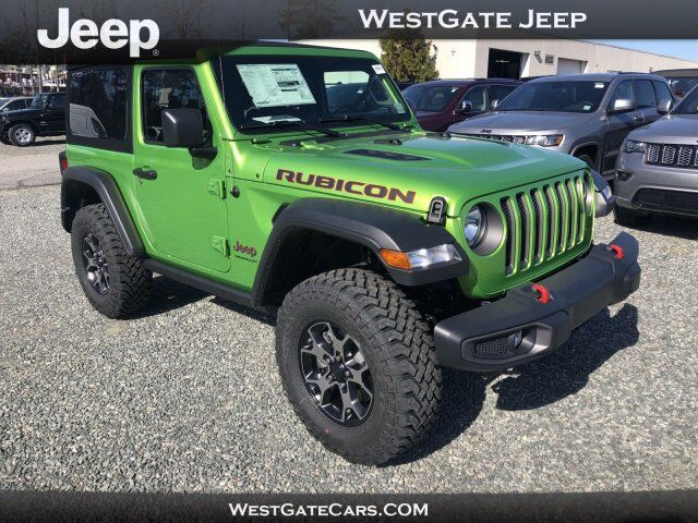 2019 Jeep Wrangler Rubicon Raleigh NC