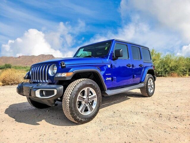 2019 Jeep Wrangler Sahara Apache Junction AZ