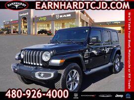 2019_Jeep_Wrangler_Sahara_ Phoenix AZ