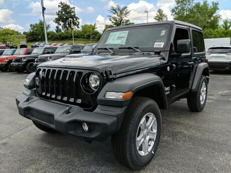 2019 Jeep Wrangler Sport Milwaukee and Slinger WI