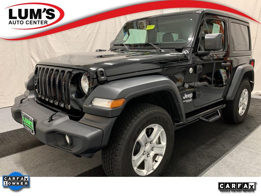 2019 Jeep Wrangler Sport S Warrenton OR