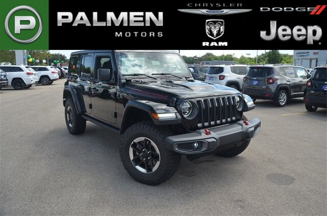 2019 Jeep Wrangler UNLIMITED RUBICON 4X4 Kenosha WI