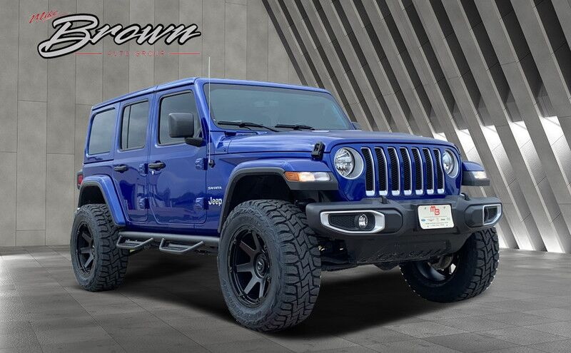 2019 Jeep Wrangler UNLIMITED SAHARA 4X4 Granbury TX