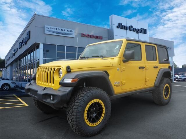2019 Jeep Wrangler UNLIMITED SPORT S 4X4 Knoxville TN